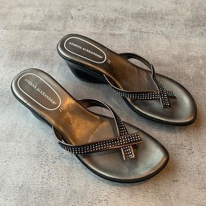 Athena Alexander Heeled Sandals